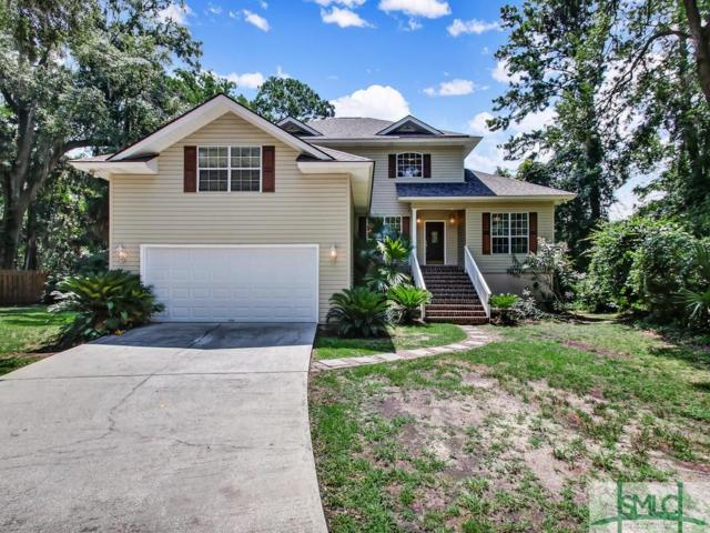 10 Moss Pointe Court, Savannah, GA 31410 (MLS #209620) :: RE/MAX All American Realty
