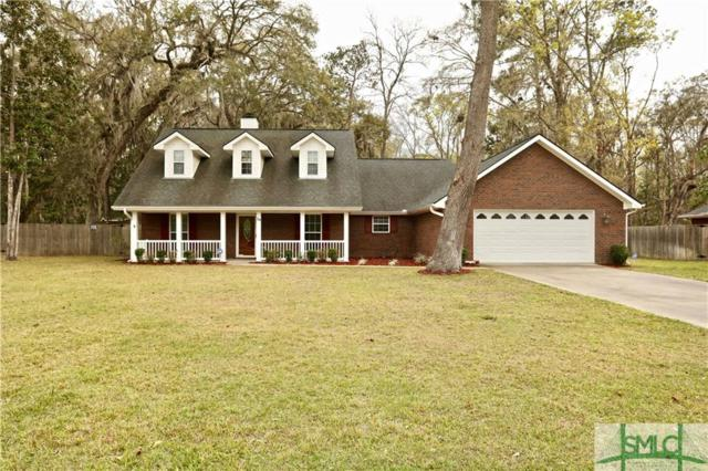 10 Baywood Lane, Midway, GA 31320 (MLS #209635) :: Teresa Cowart Team