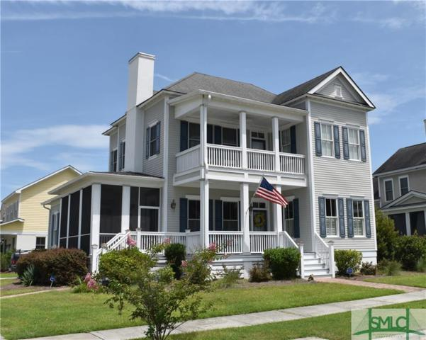 7 Parkside Boulevard, Port Wentworth, GA 31407 (MLS #209649) :: Coastal Savannah Homes