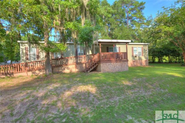 80 Oak Drive, Midway, GA 31320 (MLS #209655) :: Coastal Savannah Homes
