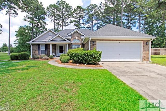 4 Tea Olive Circle, Pooler, GA 31322 (MLS #209682) :: RE/MAX All American Realty