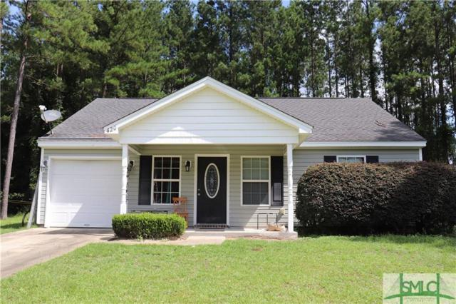420 Shadowbrook Circle, Springfield, GA 31329 (MLS #209684) :: McIntosh Realty Team