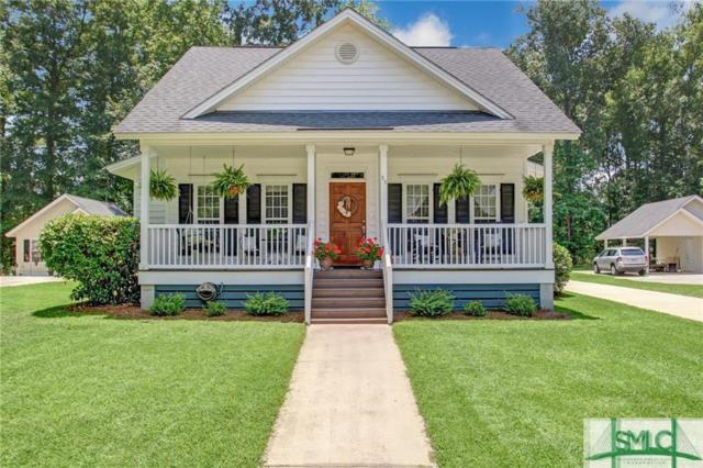 35 Cottage Court, Richmond Hill, GA 31324 (MLS #209687) :: Teresa Cowart Team