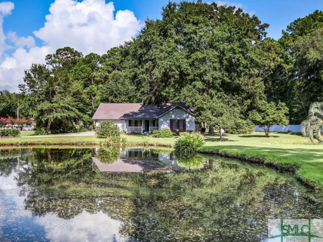 102 Statesboro Road, Savannah, GA 31419 (MLS #209702) :: The Sheila Doney Team
