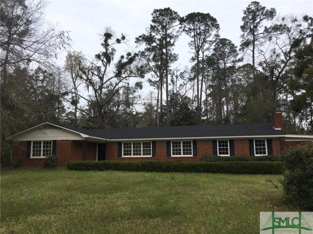 601 Bradwell St Street, Hinesville, GA 31313 (MLS #209711) :: Coastal Savannah Homes