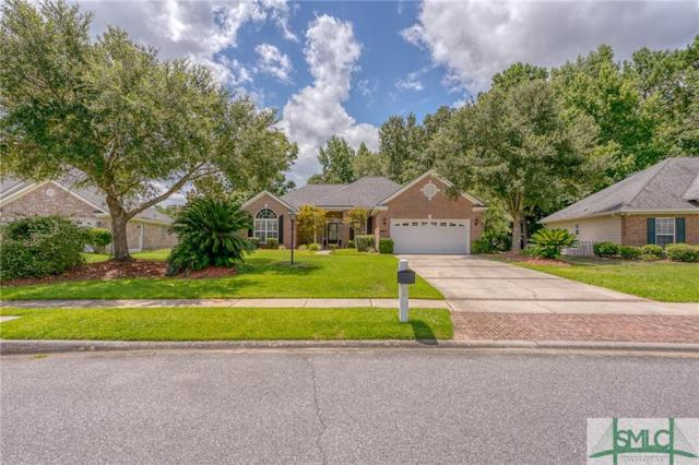 218 Meadowlark Circle, Savannah, GA 31419 (MLS #209720) :: Teresa Cowart Team