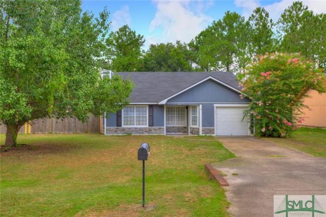 604 Hampton Street, Hinesville, GA 31313 (MLS #209725) :: Coastal Savannah Homes