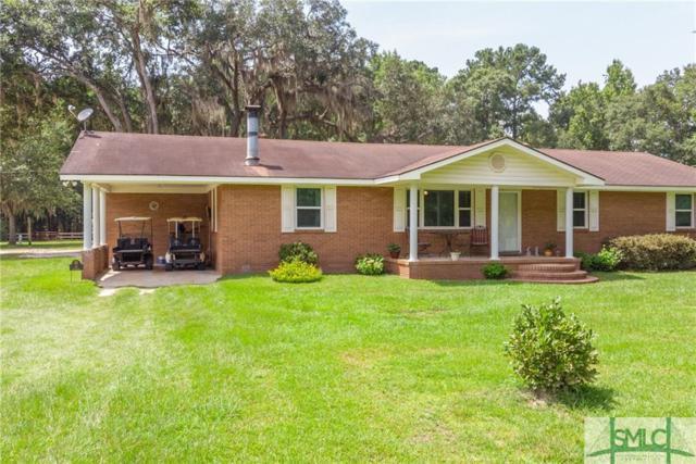 35 Howard Drive, Bloomingdale, GA 31302 (MLS #209761) :: The Randy Bocook Real Estate Team