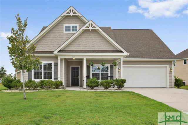 117 Belle Gate Drive, Pooler, GA 31322 (MLS #209790) :: Coastal Savannah Homes