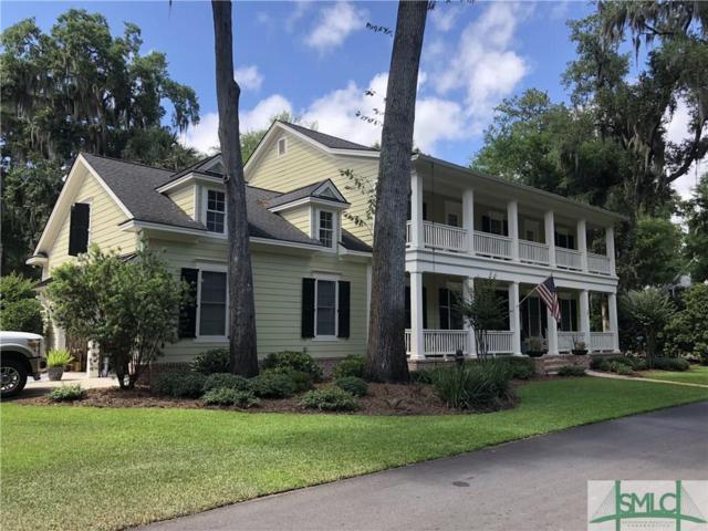 11 Ardsley Court, Savannah, GA 31411 (MLS #209792) :: Keller Williams Coastal Area Partners