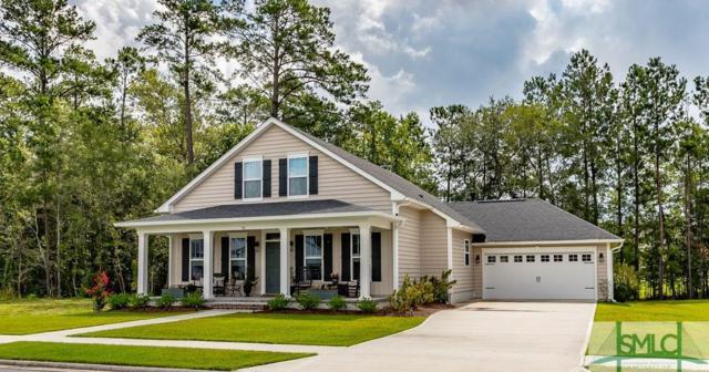 76 Harvest Moon Drive, Savannah, GA 31419 (MLS #209798) :: The Sheila Doney Team