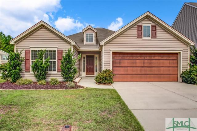211 Cattle Run Way, Pooler, GA 31322 (MLS #209819) :: Coastal Savannah Homes