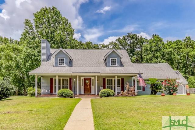 106 Spring House Drive, Savannah, GA 31419 (MLS #209822) :: Keller Williams Coastal Area Partners