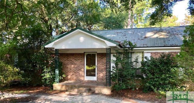 185 Pine Ridge Drive, Ellabell, GA 31308 (MLS #209831) :: The Sheila Doney Team