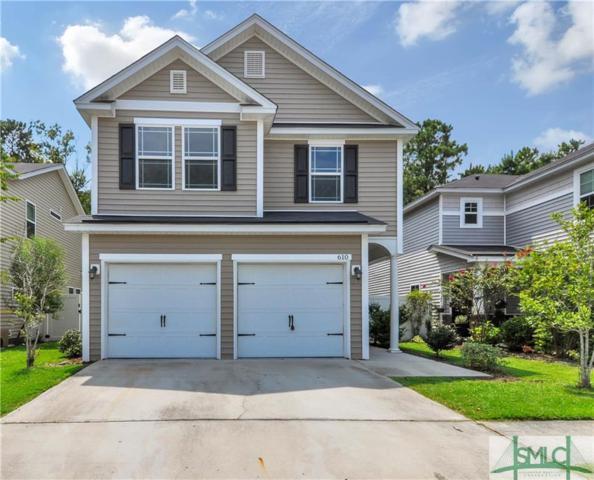 610 Summer Hill Way, Richmond Hill, GA 31324 (MLS #209837) :: Keller Williams Realty-CAP