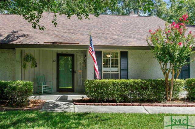 32 Shipwatch Road, Savannah, GA 31410 (MLS #209843) :: The Randy Bocook Real Estate Team