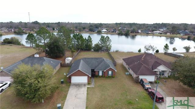 126 Wayfair Lane, Hinesville, GA 31313 (MLS #209850) :: Coastal Savannah Homes