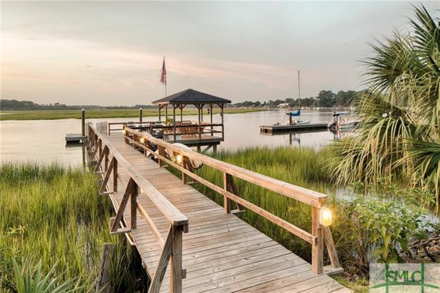 412 Wilmington Island Road, Savannah, GA 31410 (MLS #209851) :: Coastal Savannah Homes