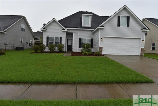 159 Savannah Lane, Richmond Hill, GA 31324 (MLS #209868) :: Coastal Savannah Homes