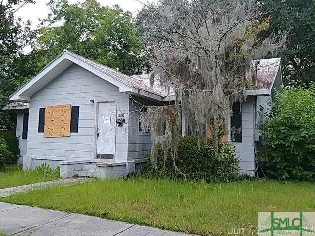 1511 Georgia Avenue, Savannah, GA 31404 (MLS #209876) :: The Randy Bocook Real Estate Team