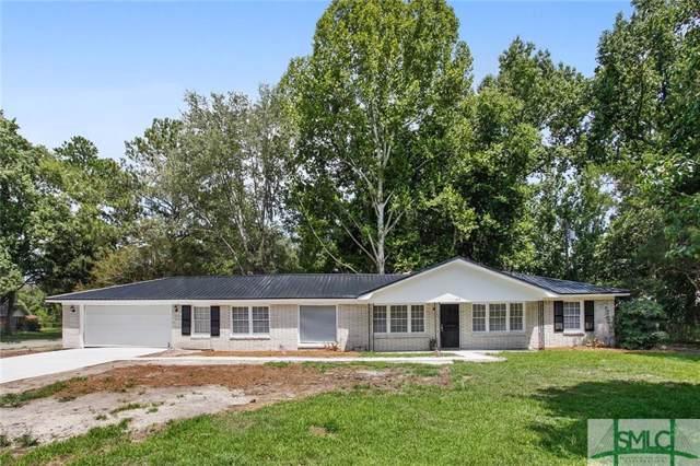 11104 Largo Drive, Savannah, GA 31419 (MLS #209880) :: Coastal Savannah Homes