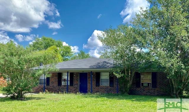 120 Glenn Bryant Road, Hinesville, GA 31313 (MLS #209882) :: Coastal Savannah Homes