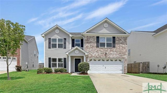 76 Noble Jones Court, Port Wentworth, GA 31407 (MLS #209892) :: Liza DiMarco