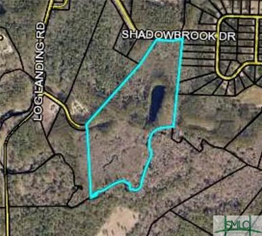 105 Shadow Creek Drive, Springfield, GA 31329 (MLS #209904) :: The Randy Bocook Real Estate Team