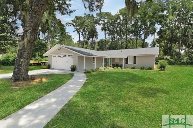 302 Surrey Road, Savannah, GA 31410 (MLS #209907) :: Coastal Savannah Homes