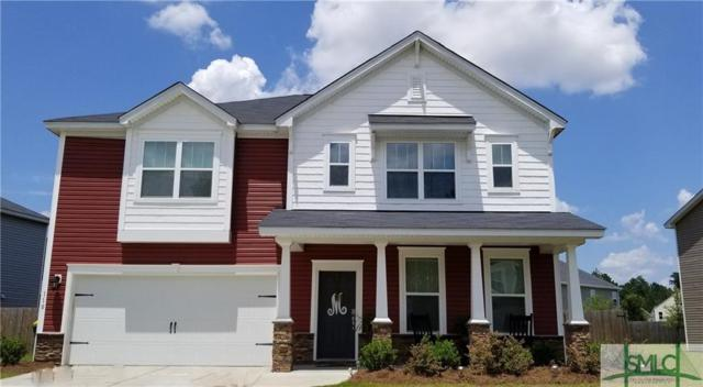 110 Westwind Drive, Pooler, GA 31322 (MLS #209911) :: The Sheila Doney Team