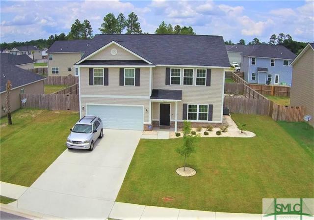 1428 Evergreen Trail, Hinesville, GA 31313 (MLS #209913) :: Teresa Cowart Team