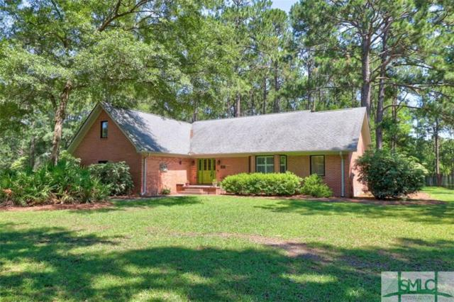 198 Palmetto Drive, Rincon, GA 31326 (MLS #209917) :: Coastal Savannah Homes