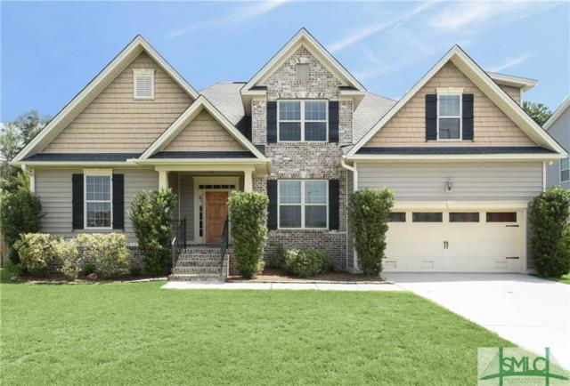 1016 Young Way, Richmond Hill, GA 31324 (MLS #209921) :: Keller Williams Coastal Area Partners