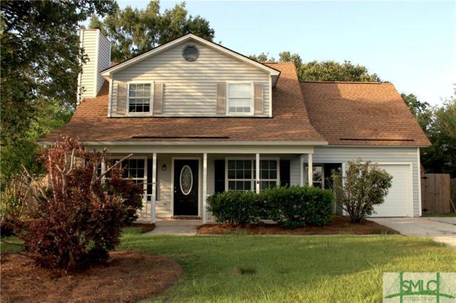 873 Piercefield Drive, Richmond Hill, GA 31324 (MLS #209933) :: Keller Williams Realty-CAP