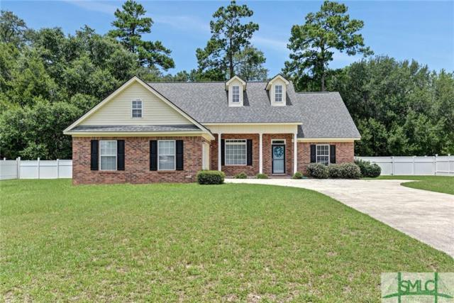 336 Flat Bush Drive, Guyton, GA 31312 (MLS #209939) :: Keller Williams Realty-CAP