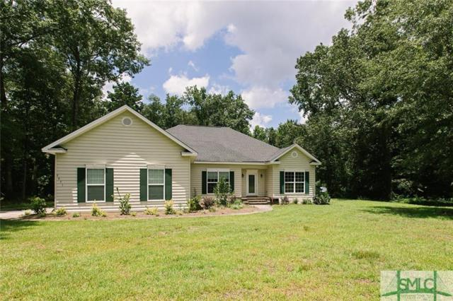 3051 Ebenezer Road, Rincon, GA 31326 (MLS #209949) :: Keller Williams Realty-CAP