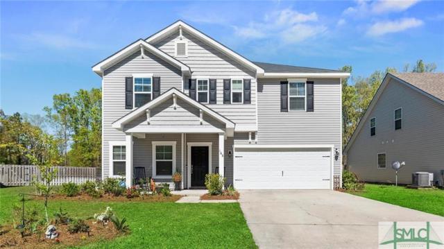 168 Richmond Walk Drive, Richmond Hill, GA 31324 (MLS #209968) :: Coastal Savannah Homes