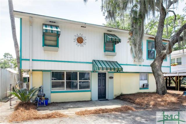 5 Kingry Street, Tybee Island, GA 31328 (MLS #209979) :: The Sheila Doney Team