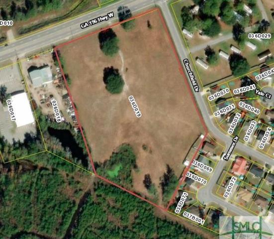 8.29 Acres Highway 196 West Other, Hinesville, GA 31313 (MLS #209980) :: Karyn Thomas