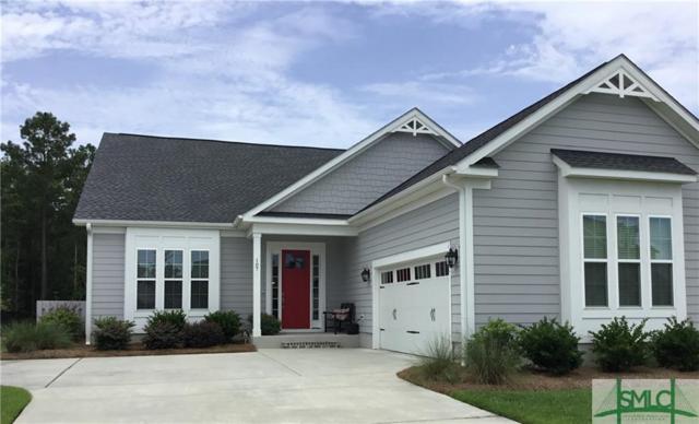 107 Oakdene Road, Pooler, GA 31322 (MLS #210001) :: Keller Williams Realty-CAP