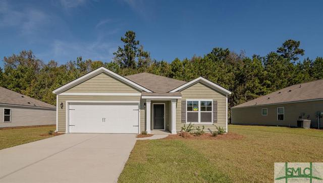134 Butternut Court, Guyton, GA 31312 (MLS #210011) :: Keller Williams Realty-CAP