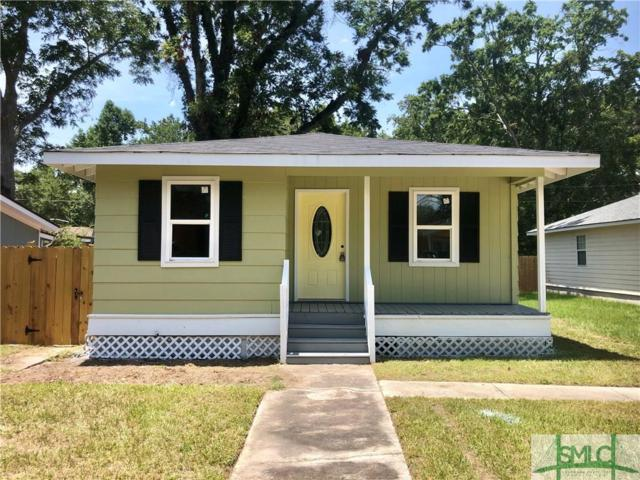 4015 Campbell Street, Savannah, GA 31405 (MLS #210055) :: Keller Williams Realty-CAP