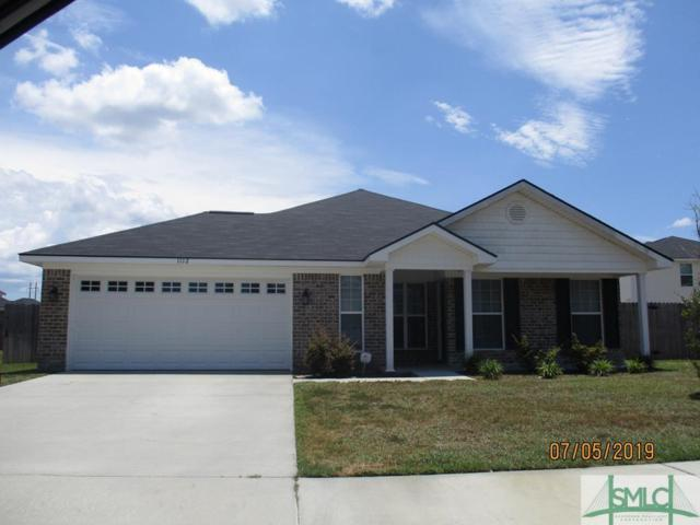 1112 Creekside Circle, Hinesville, GA 31313 (MLS #210067) :: Teresa Cowart Team
