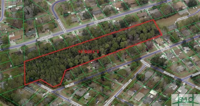 8 Skinner Place, Savannah, GA 31406 (MLS #210078) :: The Arlow Real Estate Group
