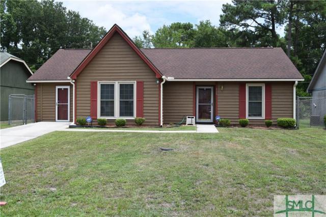 128 S Robinhood Drive, Savannah, GA 31406 (MLS #210097) :: The Arlow Real Estate Group