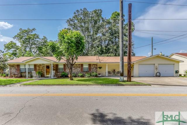 12 Dixie Street, Port Wentworth, GA 31407 (MLS #210103) :: The Arlow Real Estate Group