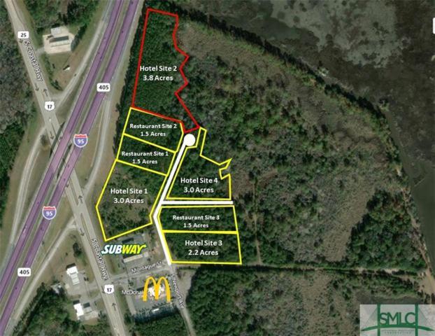 Hotel 2 South Newport Drive, Riceboro, GA 31323 (MLS #210119) :: McIntosh Realty Team