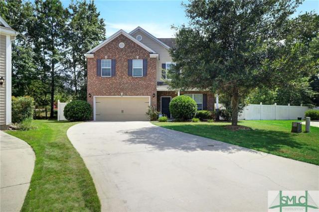 95 Coopers Lane, Pooler, GA 31322 (MLS #210120) :: The Randy Bocook Real Estate Team