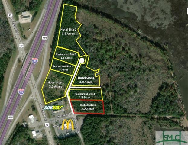 Hotel 3 South Newport Drive, Riceboro, GA 31323 (MLS #210121) :: McIntosh Realty Team