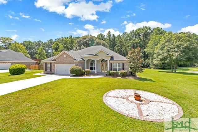 18 Mcduffie Drive, Richmond Hill, GA 31324 (MLS #210140) :: The Sheila Doney Team
